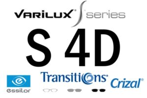 Essilor VARILUX S 4D Transition VII