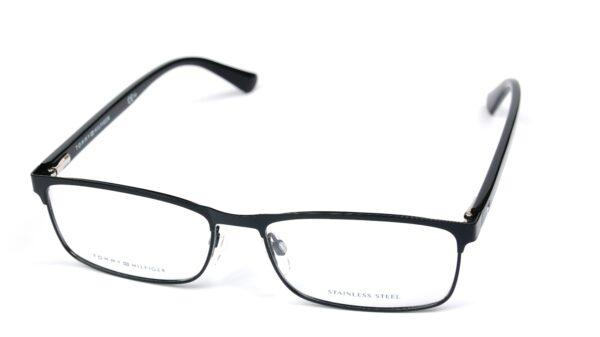 Очки TOMMY HILFIGER TH 1529 MTT BLACK для зрения купить