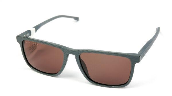 Очки HUGO BOSS BOSS 0921/S STRPD GRY солнцезащитные купить