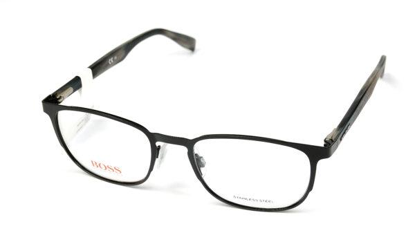 Очки BOSS ORANGE BO 0304 MTT BLACK для зрения купить