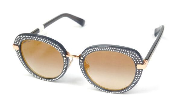 Очки JIMMY CHOO MORI/S GREY GOLD солнцезащитные купить