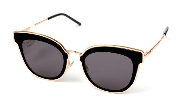 Очки JIMMY CHOO NILE/S GOLD BLCK солнцезащитные купить