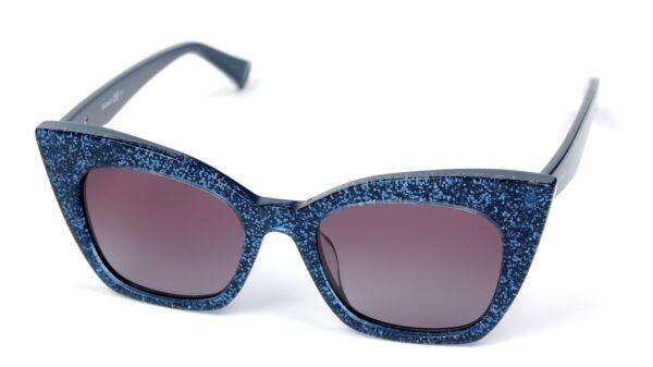 Очки MAX & CO. MAX&CO.348/S BLUEGLTTR солнцезащитные купить