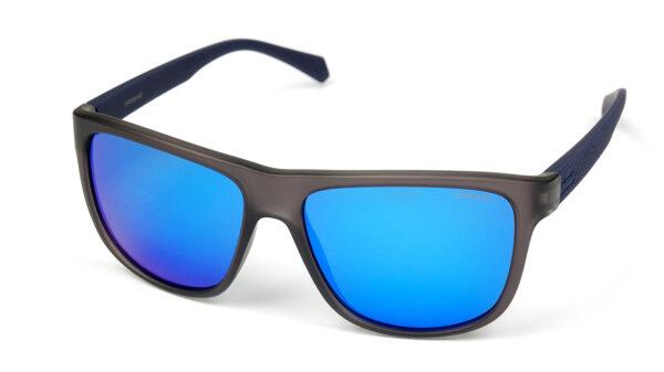 Очки POLAROID PLD 2057/S MATT BLUE солнцезащитные купить
