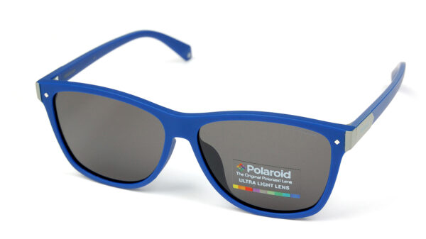 Очки POLAROID PLD 6035/F/S BLUE солнцезащитные купить