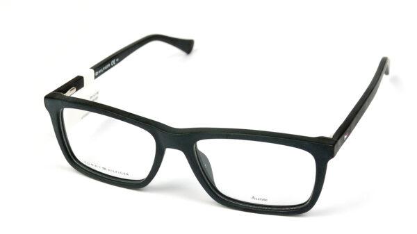 Очки TOMMY HILFIGER TH 1527 MTT BLACK для зрения купить
