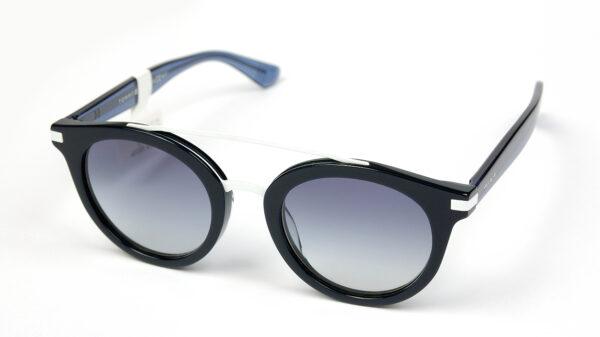 Очки TOMMY HILFIGER TH 1517/S BLUE солнцезащитные купить