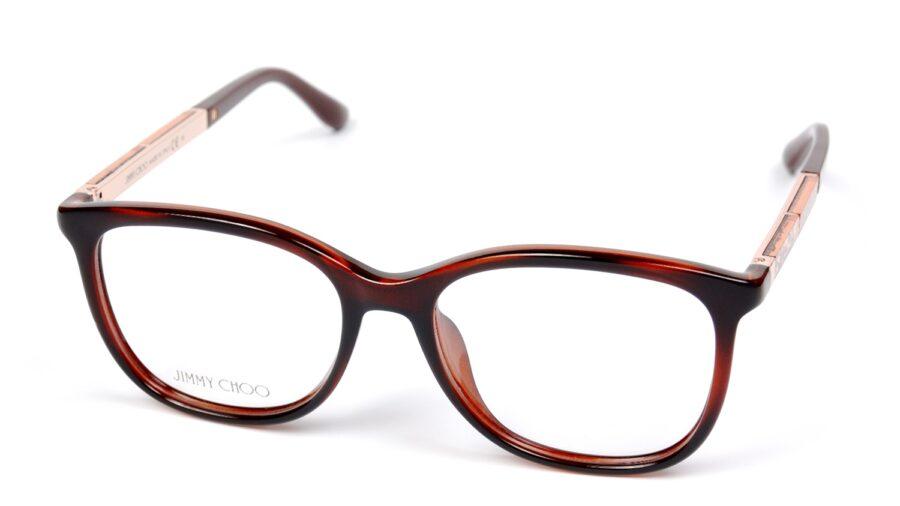 Очки JIMMY CHOO JC191 9N4  HAVN BRWN для зрения купить