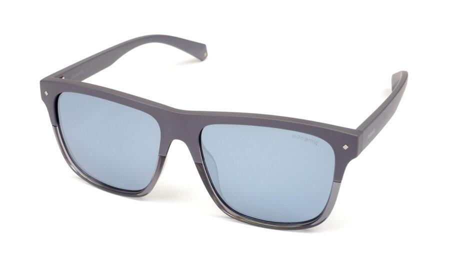 Очки POLAROID PLD 6041/S KB7 GREYSLV FL PZ GREY солнцезащитные купить
