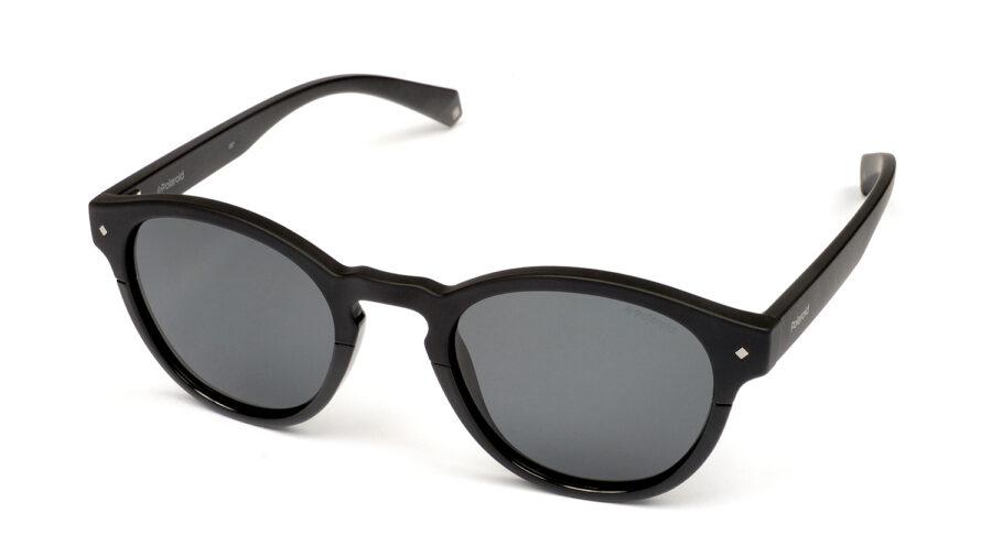 Очки POLAROID PLD 6042/S 807 GREY PZ BLACK солнцезащитные купить