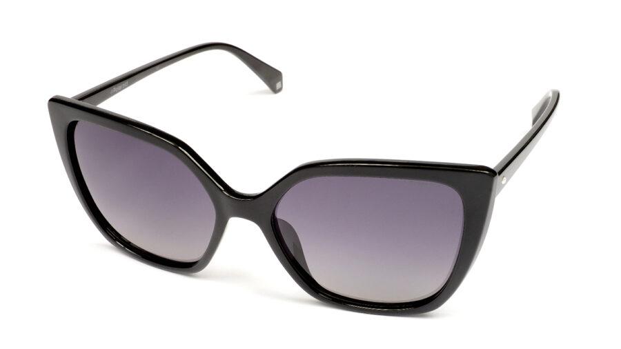 Очки POLAROID PLD 4065/S 807 GREY SF PZ BLACK солнцезащитные купить