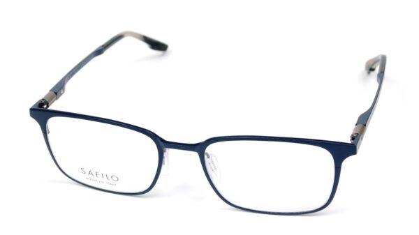 Очки SAFILO BUSSOLA 01 RCT  MATT BLUE для зрения купить