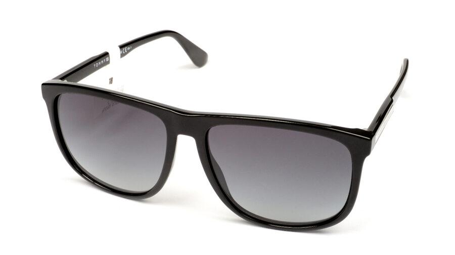 Очки TOMMY HILFIGER TH 1546/S 807 DARK GREY SF BLACK солнцезащитные купить
