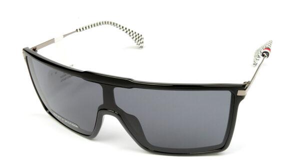 Очки TOMMY HILFIGER TH GIGI HADID4 807 GREY BLACK солнцезащитные купить