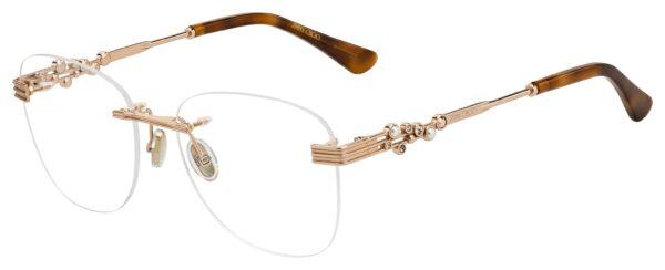 Очки JIMMY CHOO JC214 06J GOLD HAVN для зрения купить