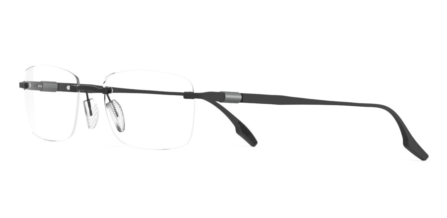 Очки SAFILO LENTE 01 003 MTT BLACK для зрения купить