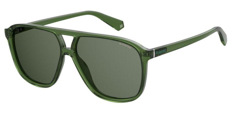 Очки POLAROID PLD 6097/S GREEN солнцезащитные купить