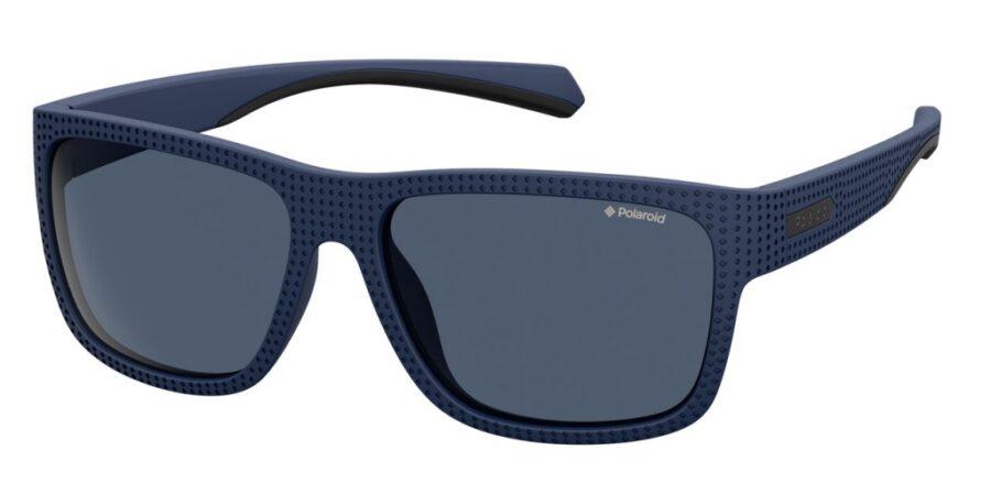 Очки POLAROID PLD 7025/S MTT BLUE солнцезащитные купить
