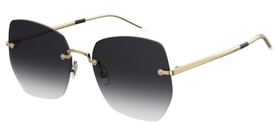 Очки TOMMY HILFIGER TH 1667/S ANTGD GRE солнцезащитные купить