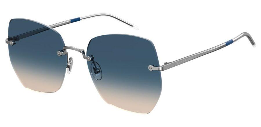 Очки TOMMY HILFIGER TH 1667/S PALL AZUR солнцезащитные купить