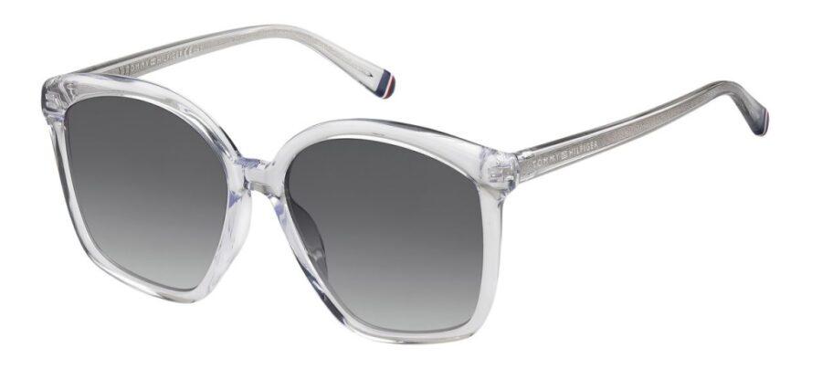 Очки TOMMY HILFIGER TH 1669/S CRYSTAL солнцезащитные купить
