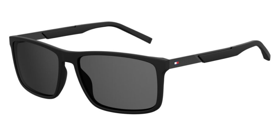 Очки TOMMY HILFIGER TH 1675/S MTT BLACK солнцезащитные купить
