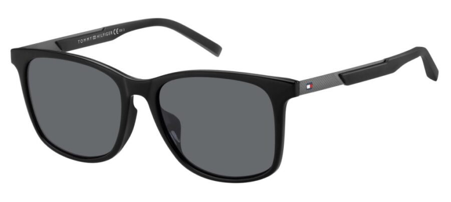 Очки TOMMY HILFIGER TH 1679/F/S BLACK солнцезащитные купить
