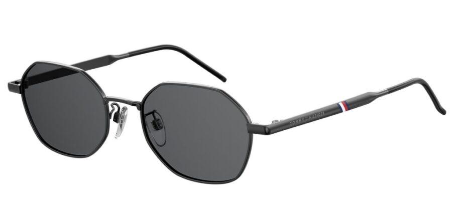Очки TOMMY HILFIGER TH 1677/G/S DKRUT BLK солнцезащитные купить