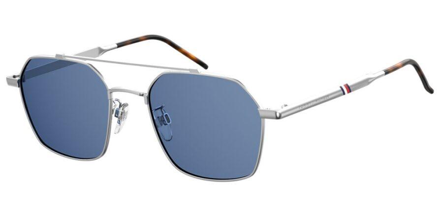 Очки TOMMY HILFIGER TH 1676/G/S PALLADIUM солнцезащитные купить