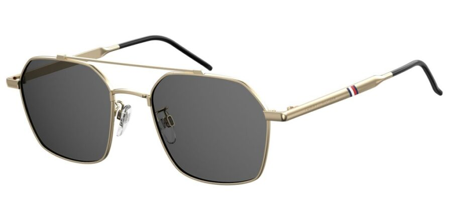 Очки TOMMY HILFIGER TH 1676/G/S GOLD солнцезащитные купить