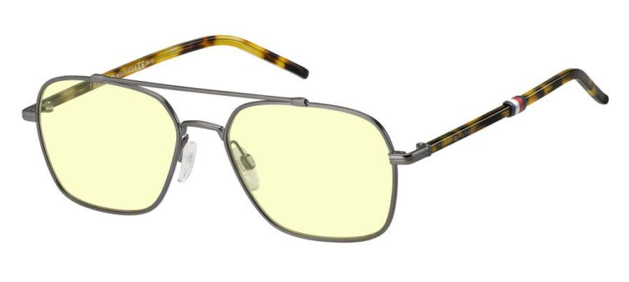Очки TOMMY HILFIGER TH 1671/S SMTDKRUTH солнцезащитные купить