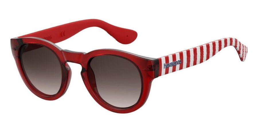 Очки HAVAIANAS TRANCOSO/M DKRED STR солнцезащитные купить