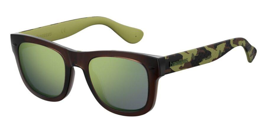 Очки HAVAIANAS PARATY/M BWGRNPOIS солнцезащитные купить