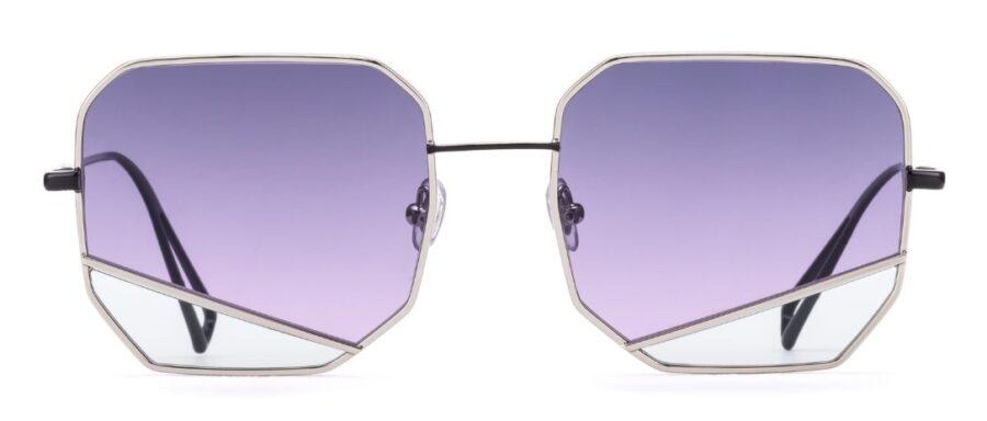 Очки GIGIBarcelona SOUL GRAVITY Sh.Silver солнцезащитные купить