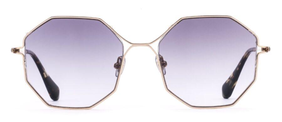 Очки GIGIBarcelona SERENDIPITY Sh.Gold солнцезащитные купить