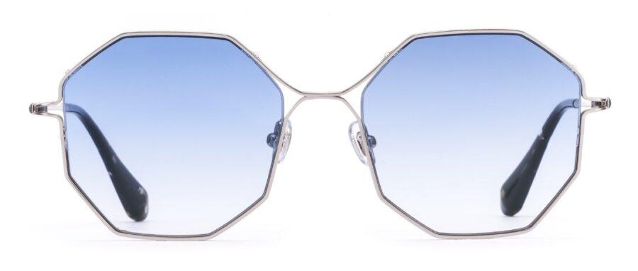Очки GIGIBarcelona SERENDIPITY Sh.Silver солнцезащитные купить