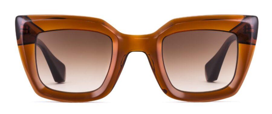 Очки GIGIBarcelona MARIANNE Trans. Brown солнцезащитные купить