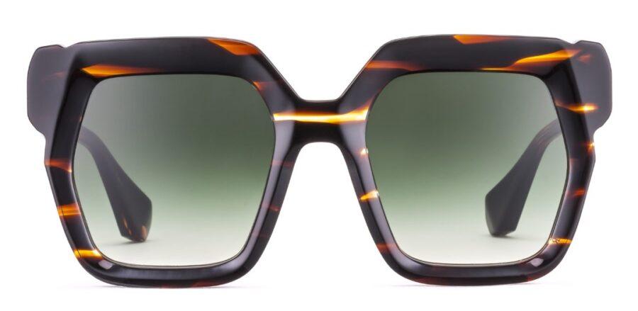 Очки GIGIBarcelona LARA Tortoise Brown солнцезащитные купить