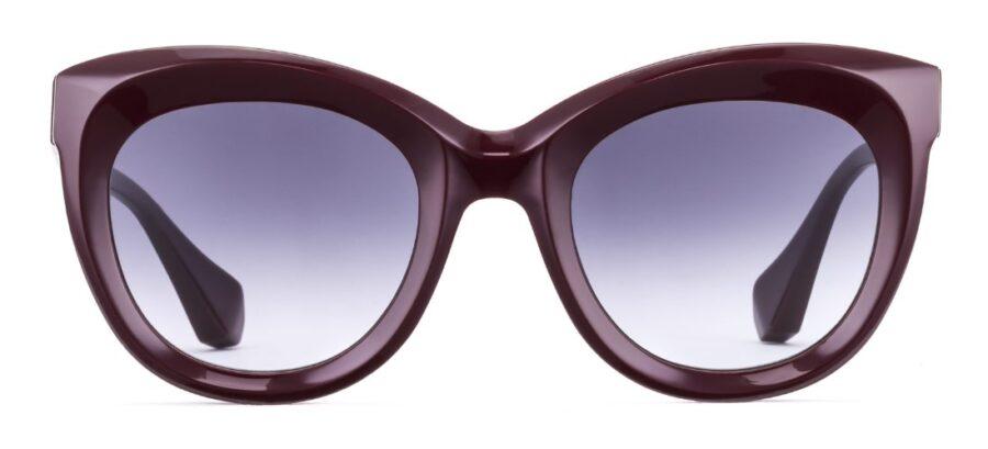 Очки GIGIBarcelona DAKOTA Burgundy солнцезащитные купить