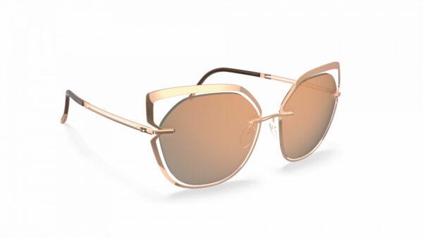 Очки Silhouette 8181 3520 0/0 солнцезащитные купить