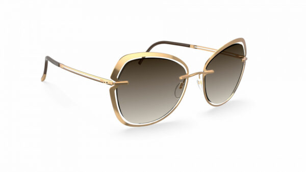 Очки Silhouette 8180 7520 0/0 солнцезащитные купить