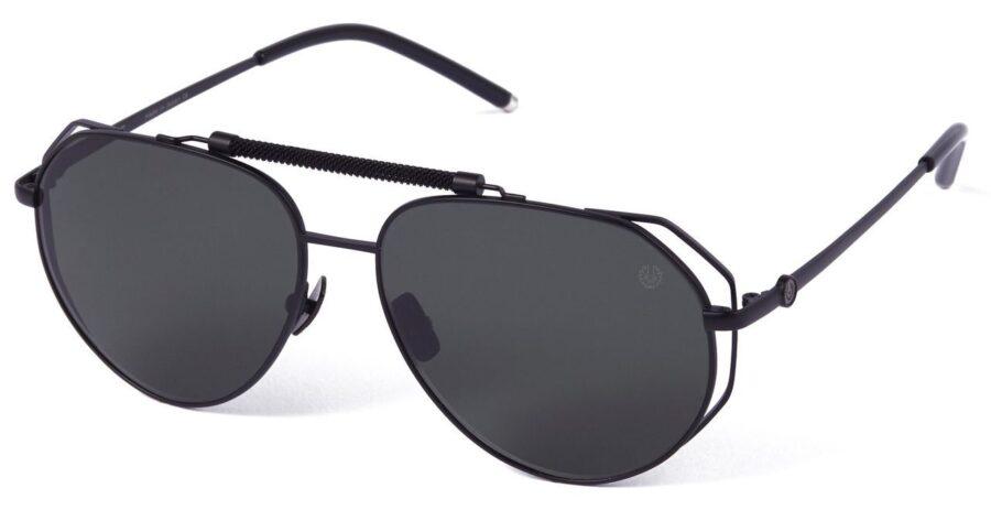 Очки BELSTAFF LEGEND MTT BLACK солнцезащитные купить