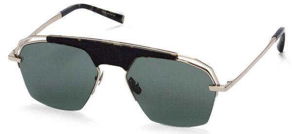 Очки BELSTAFF MAXFORD GOLD/BLACK солнцезащитные купить