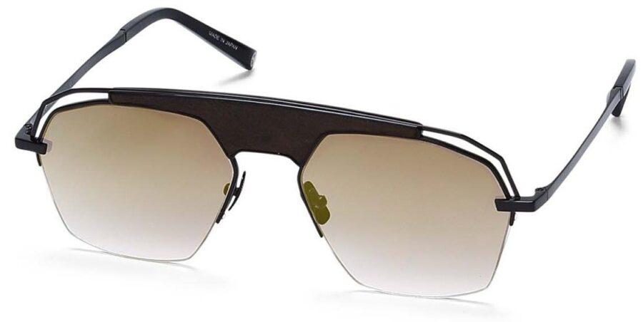 Очки BELSTAFF MAXFORD BLACK/DK BROWN солнцезащитные купить