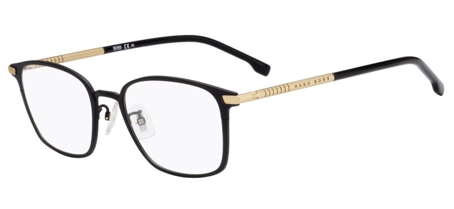 Очки BOSS HUGO BOSS BOSS 1071/F BLCK GOLD для зрения купить