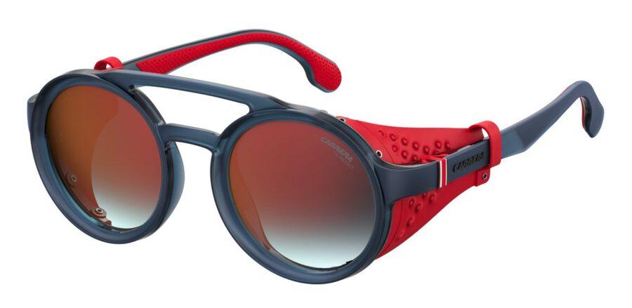 Очки Carrera CARRERA 5046/S MTBL BLUE солнцезащитные купить