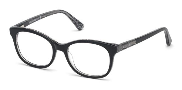 Детские очки Guess GU 9181 001 для зрения купить