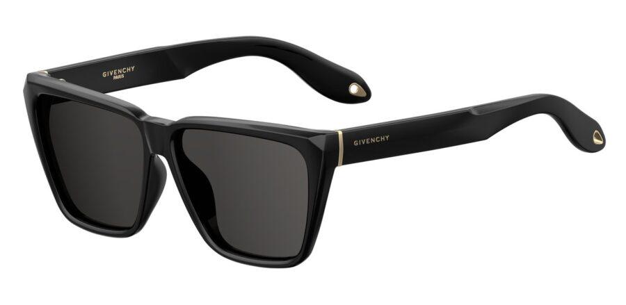 Очки Givechy GV 7002/N/S BLACKGREY солнцезащитные купить