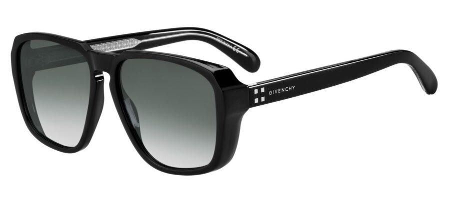Очки Givechy GV 7121/S BLACK солнцезащитные купить