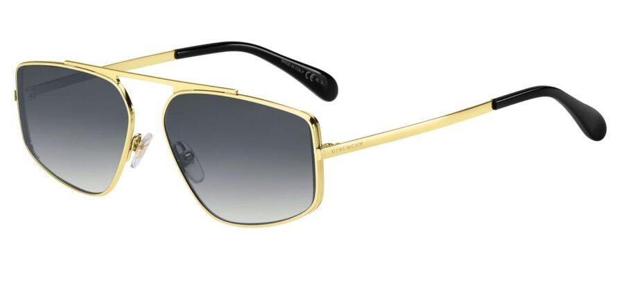 Очки Givechy GV 7127/S GOLD солнцезащитные купить